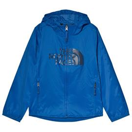 Blue Flurry WindWall Lightweight UPF 30 Pull Over Hooded JacketXS (6 years)