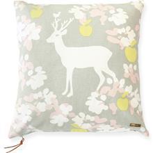 Pillowcase Apple Garden Grey