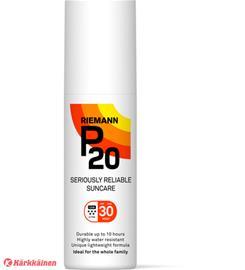Riemann P20 SPF30 100 ml aurinkosuojaspray