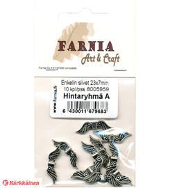 Farnia 23x7 mm 10 kpl enkelinsiivet