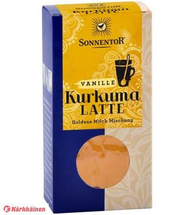 Sonnertor Re-Fill Vanilja 60 g kurkumalatte