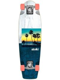 "Aloiki Longboards Beverly 26"""" Cruiser Complete uni"