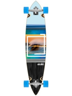 "Aloiki Longboards Byron 40"""" Pintail Complete uni"