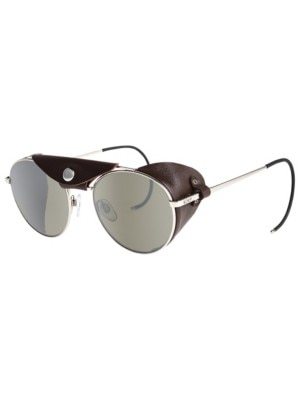 Roxy Blizzard Shiny Silver Brown Leather flash silver Naiset