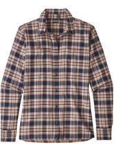 Patagonia Catbells Shirt LS helper small:classic navy Naiset