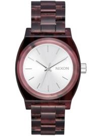 Nixon The Medium Time Teller Acetate red Naiset