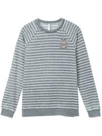 RVCA Safe Harbor Sweater navy Naiset
