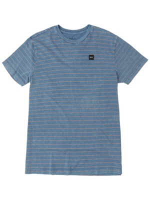 RVCA Washout T-Shirt cobalt Miehet