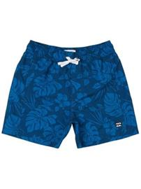 "Billabong All Day S Floral 14"""" Boardshorts Boys navy Jätkät"