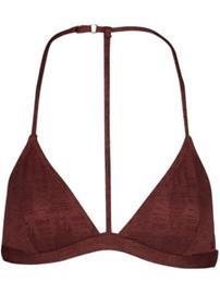 Billabong Way To Love Tri Bikini Top plum berry Naiset