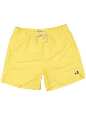 "Billabong All Day Lb 16"""" Boardshorts lemon Miehet"