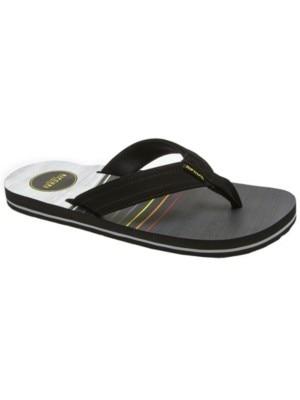 Rip Curl Ripper Sandals black / yellow Miehet