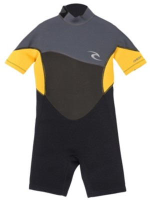 Rip Curl Omega 1.5mm S/SL Wetsuit Youth orange