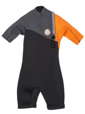 Rip Curl E Bomb 2/2 Zip Free Wetsuit Youth orange