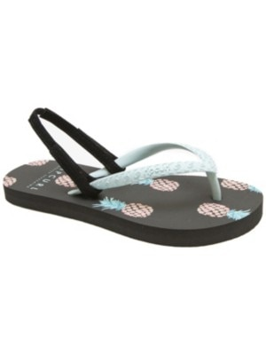 Rip Curl Pineapple Days Sandals Girls blue / grey Tytöt