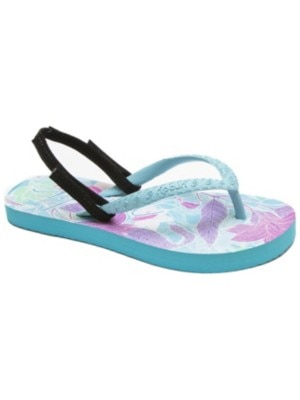 Rip Curl Mini Summer Art Sandals Girls blue Tytöt