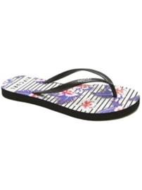 Rip Curl Hot Shots Sandals Women black / white Naiset