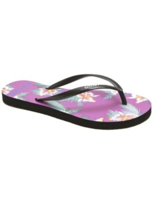 Rip Curl Hot Shots Sandals Women black / purple Naiset