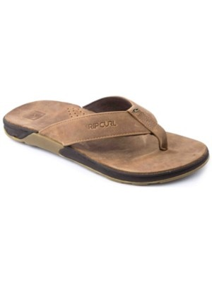 Rip Curl Ultimate Leather Sandals tan Miehet