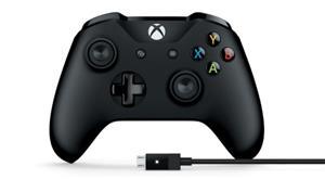 Microsoft Xbox One Wireless Controller V2, langaton ohjain