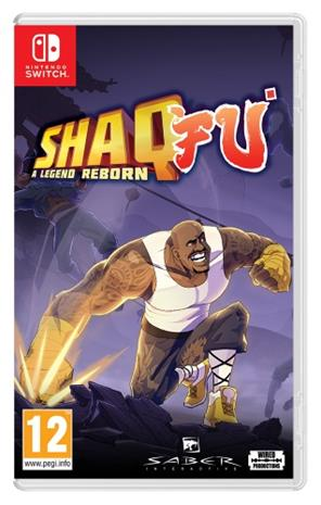 Shaq Fu: A Legend Reborn, Nintendo Switch -peli