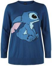 Lilo & Stitch Stitch Naisten pusero tummansininen