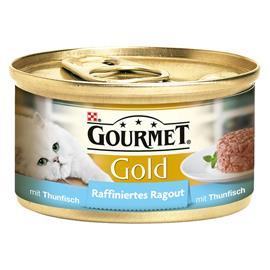 Gourmet Gold Ragout 12 x 85 g - tonnikala