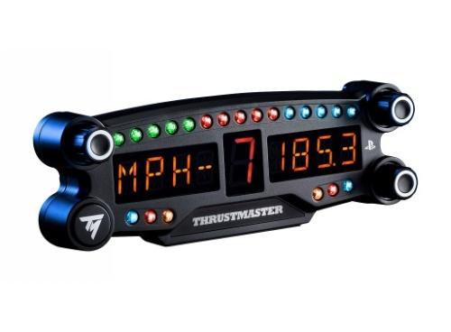 Thrustmaster BT LED Display, PS4 -ohjain
