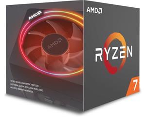 AMD Ryzen 7 2700x, prosessori
