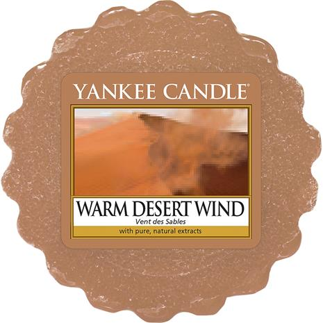 Yankee Candle Warm Desert Wind - Wax Melts Candles 22 g