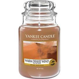Yankee Candle Warm Desert Wind - Large Jar 623 g
