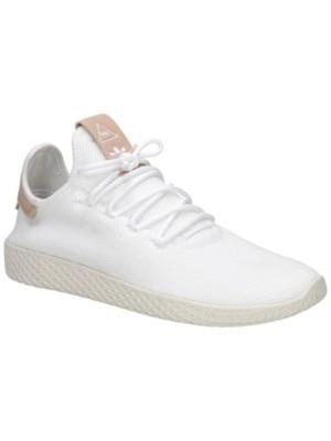 adidas Originals Pharrel Williams Tennis HU Sneakers ftwr white / ftwr white / cha Miehet