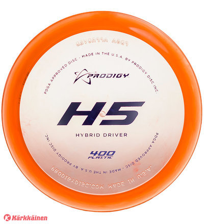 Prodigy Disc H5 400 Series