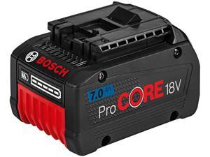 Bosch GBA ProCORE18V 7,0Ah Professional (1600A013H1), työkaluakku