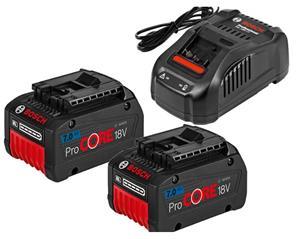 Bosch GBA ProCORE18V Professional + GAL 1880 CV (1600A013H4) 18V 2x7,0Ah, aloituspaketti