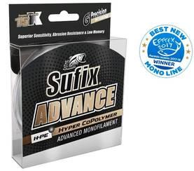 Sufix Advance siima 300m 0,35mm/11,3kg Kirkas monofiilisiima