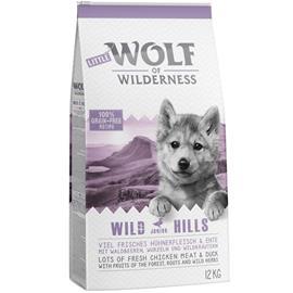 Little Wolf of Wilderness Junior - Wild Hills - 5 kg