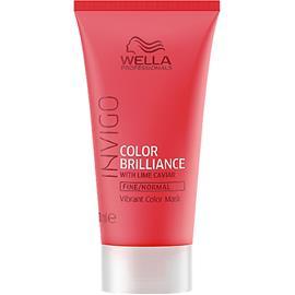 Wella INVIGO Brilliance Mask - Fine Normal 30 ml