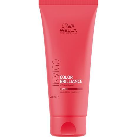 Wella INVIGO Brilliance Conditioner - Coarse 200 ml