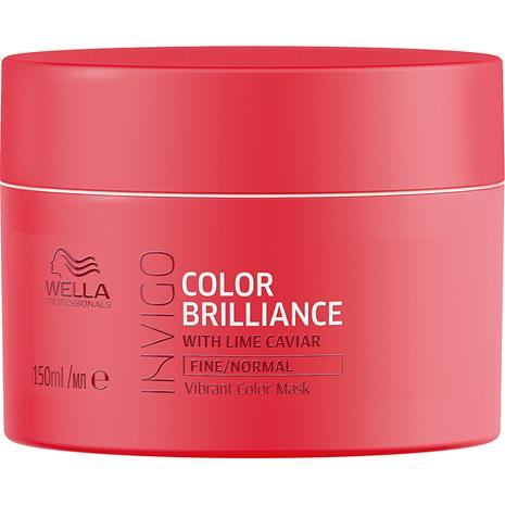Wella INVIGO Brilliance Mask - Fine Normal 150 ml