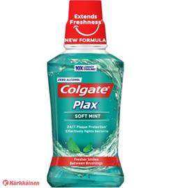 Colgate Plax Soft Mint 250 ml suuvesi
