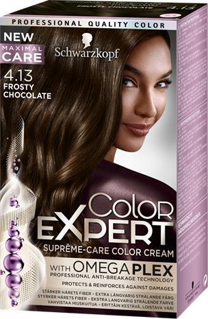 """Schwarzkopf """"Color Expert 4.13 Frosty Chocolate"""""""
