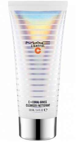 MAC Cosmetics Lightful C + Coral Grass Cleanser