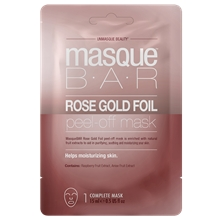 Rose Gold Foil Peel Off Mask