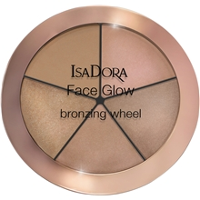 IsaDora Face Glow Bronzing Wheel 18 gr No. 052