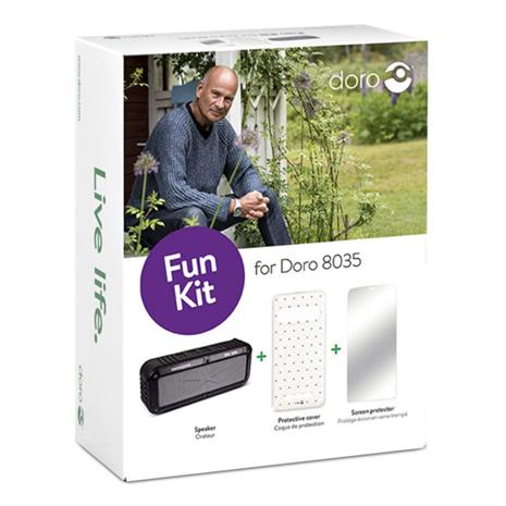 Doro 8035 Fun Kit
