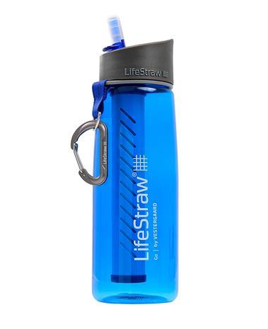 LifeStraw Go, vesipullo jossa suodatin