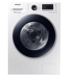 Samsung WD80M4B33JW, pyykinpesukone