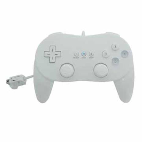Classic Gamepad Game Controller, Nintendo Wii -ohjain