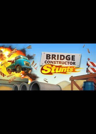 Bridge Constructor: Stunts (lisäosa), PC-peli